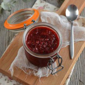 red currant sauces
