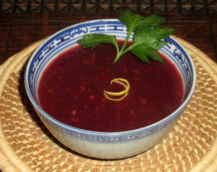 red currant sauce for winter recipes