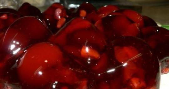 canning cherry recipes