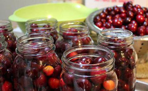 canned cherry own juice recipes