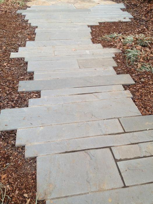 Садовая дорожка своими руками состав бетона 64