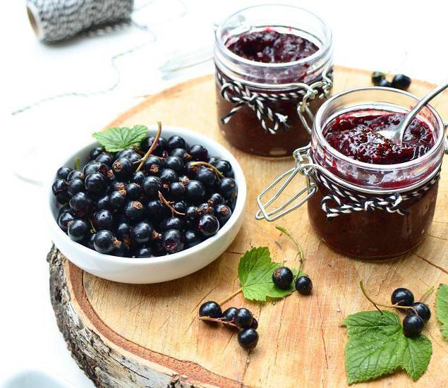 black gooseberry recipes