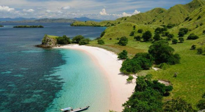 курорты индонезии где лучше отдыхать