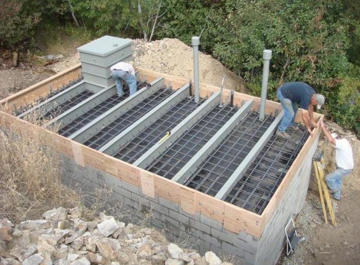 123 Строительство подземного овощехранилища своими руками