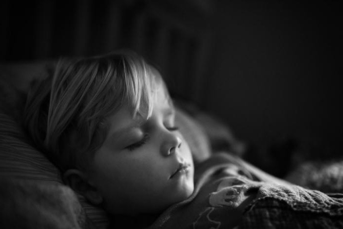why can not photograph sleeping children