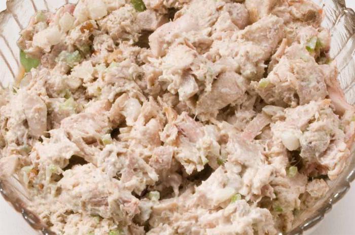 malibu salad recipe