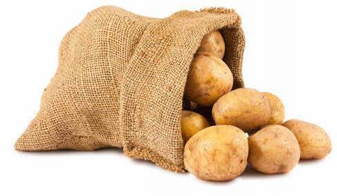 Potato flowers in folk medicine