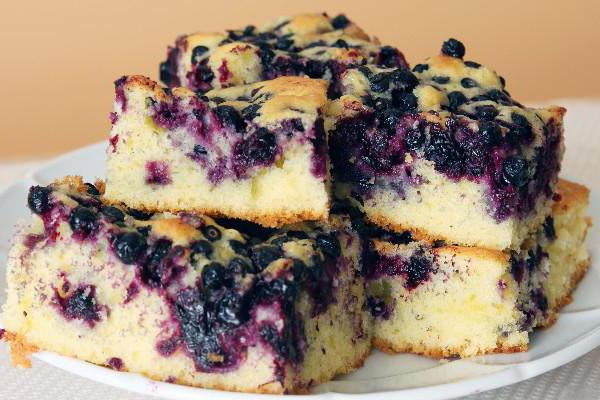 blueberry muffin recipe with photo