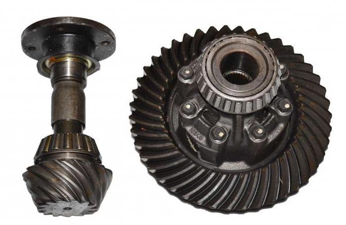 Снятие и установка редуктора ВАЗ-2107