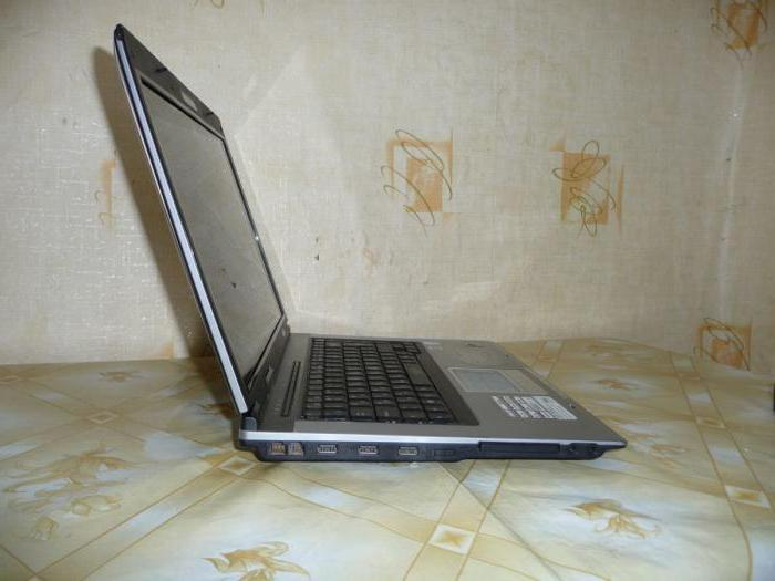 Обзор и основные характеристики ноутбука Asus X50VL