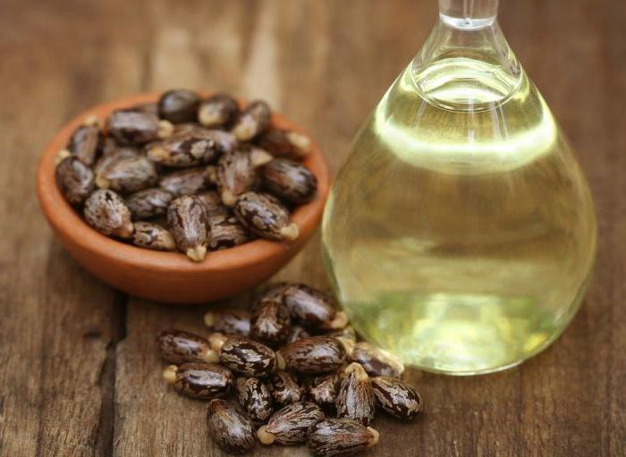use of castor oil to cleanse the intestines