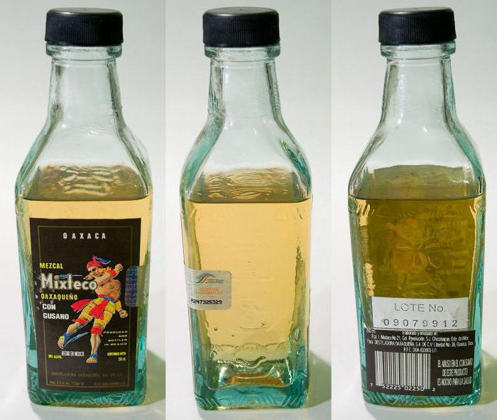 Mescal what is it