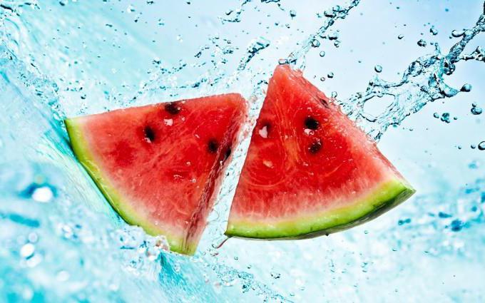 watermelon energy value of 100 grams