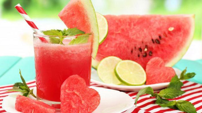 calorie watermelon chemical composition