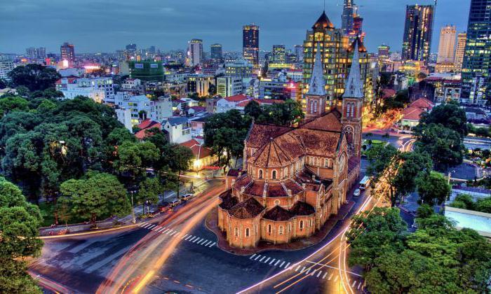 достопримечательности вьетнама фото и описание