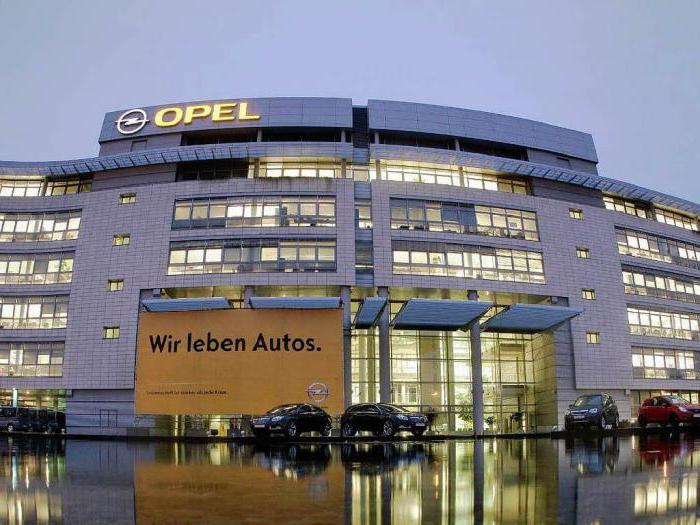 """Автомобили """"Опель"""": страна-производитель. Немецкие марки машин"""