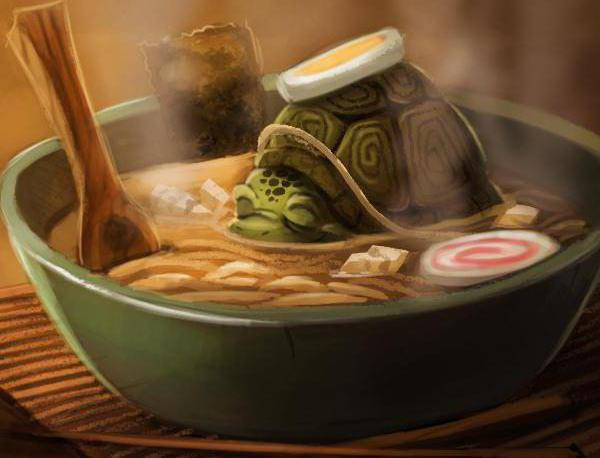 Суп из речной черепахи рецепт