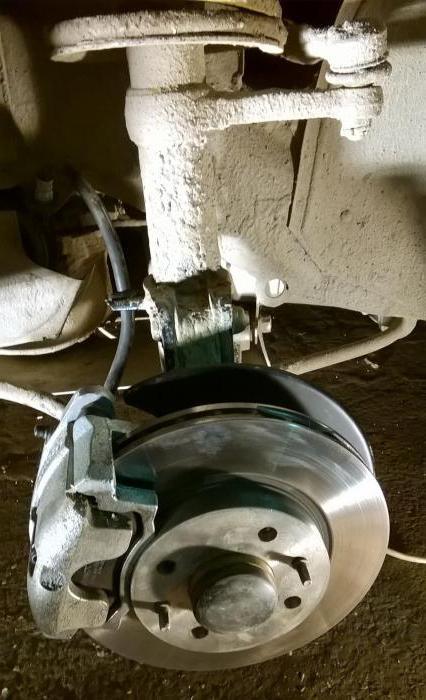 Тормозные колодки на ВАЗ-2114: замена своими руками. Запчасти ВАЗ-2114