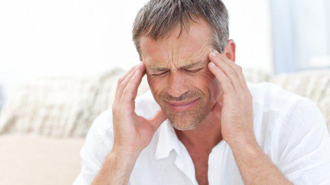 головная боль напряжения симптомы