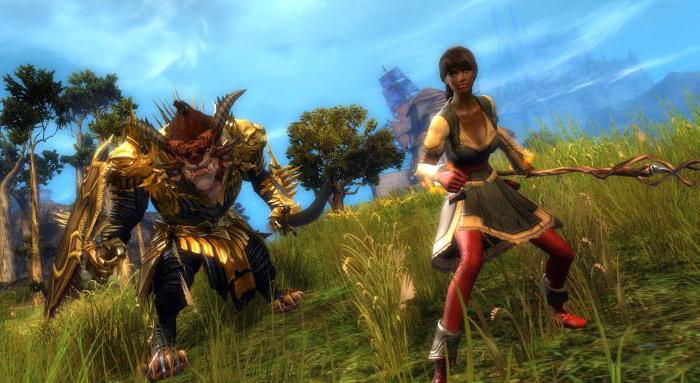 guild wars 2 game review