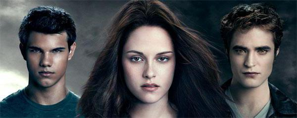 """The book """"Twilight"""". All parts in order"""