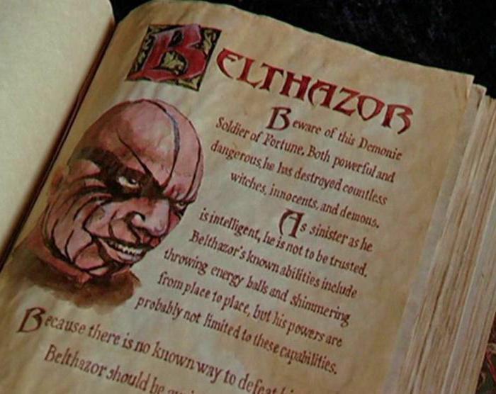 Balthazar is a demon dangerous and treacherous