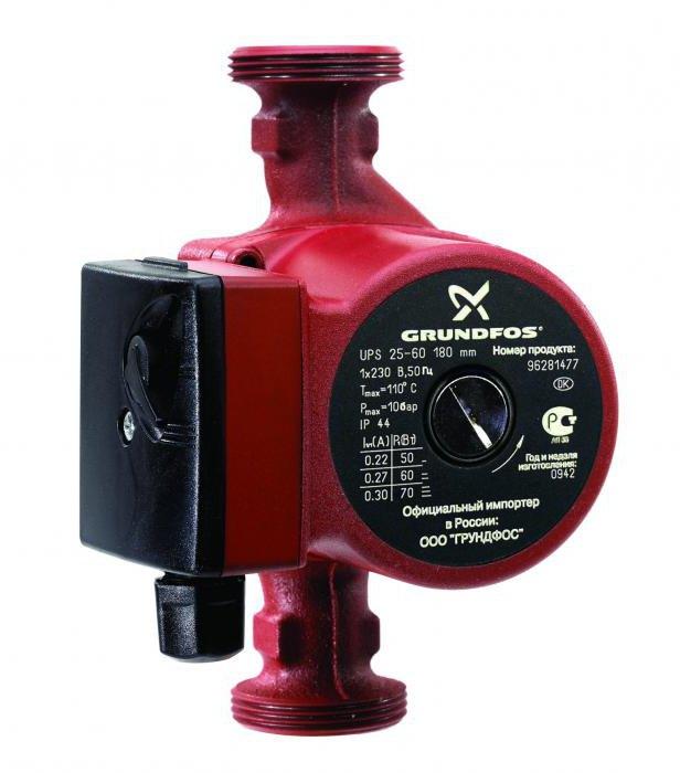 grundphos circulation pump