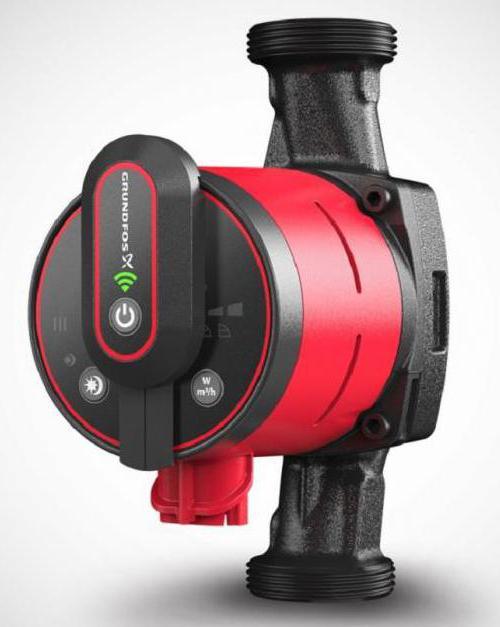 circulation pump grundfos ups