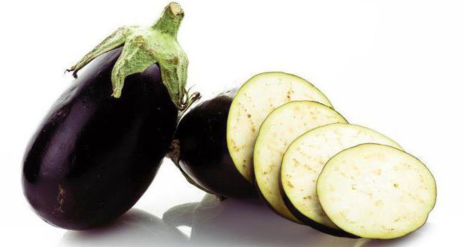 remove the bitterness of eggplants