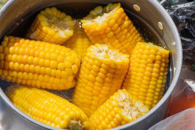 консервирование кукурузы на зиму