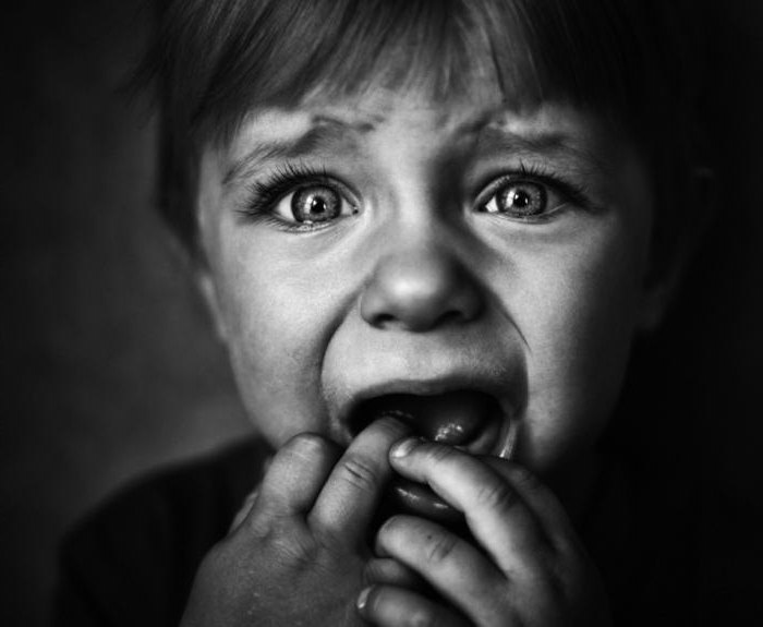 молитва от испуга у детей
