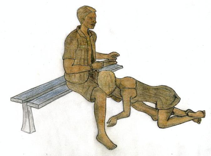 прага памятник проститутке