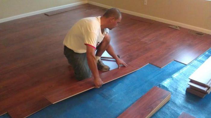 best laminate flooring on concrete floor