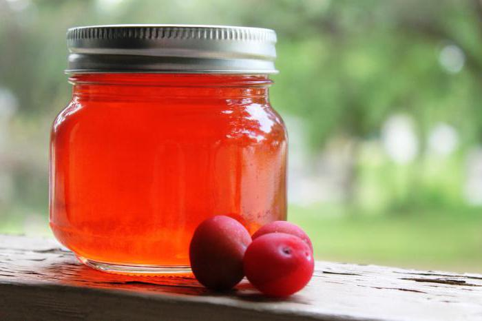 jelly of plums