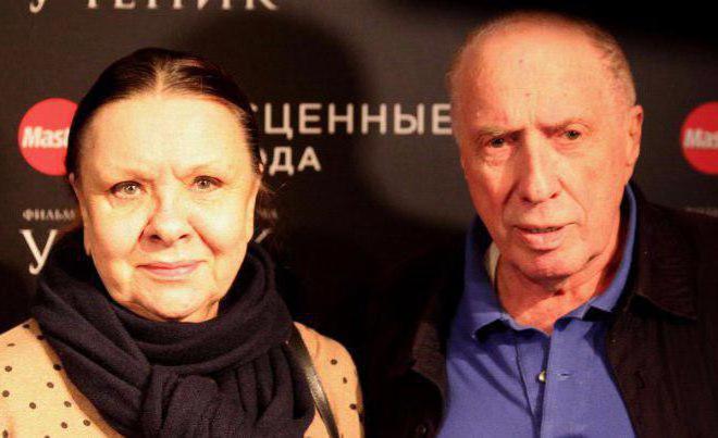 Юрский Сергей: биография, фото, личная жизнь, фильмография