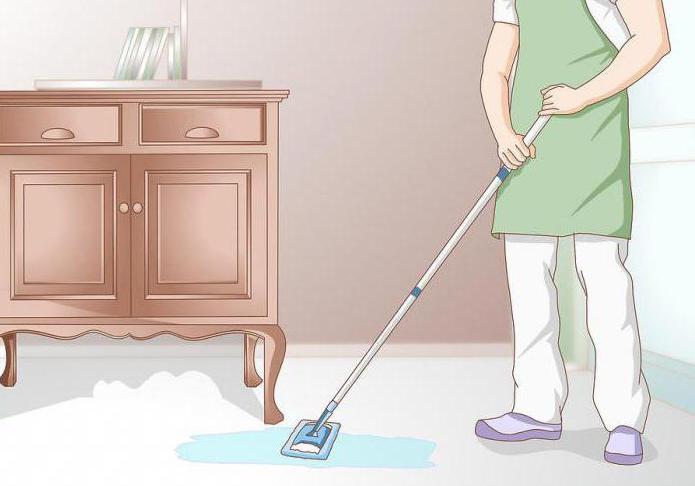 Как убрать запах мочи
