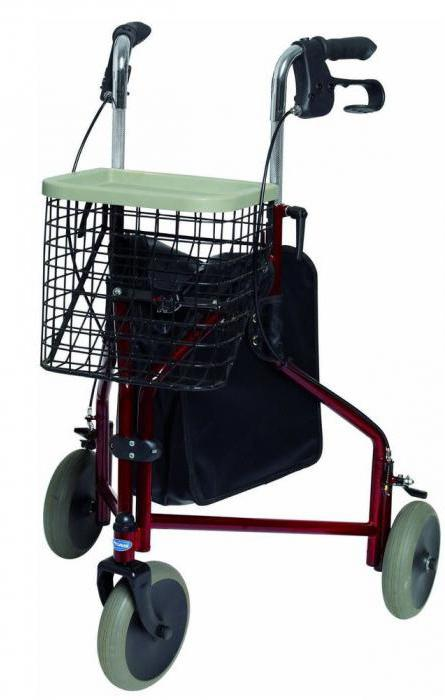walkers for people with disabilities and elderly people