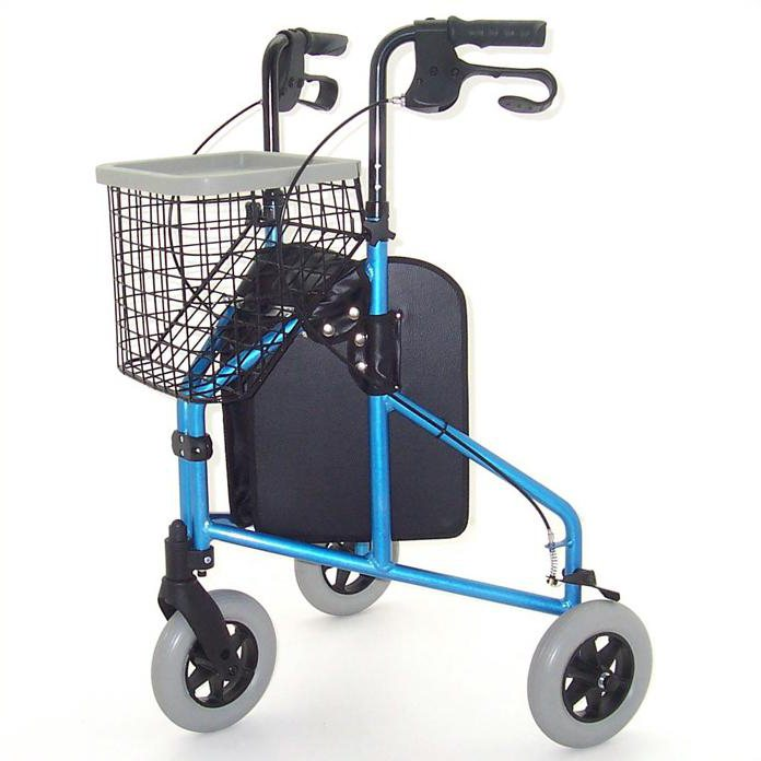 walkers for the disabled and elderly