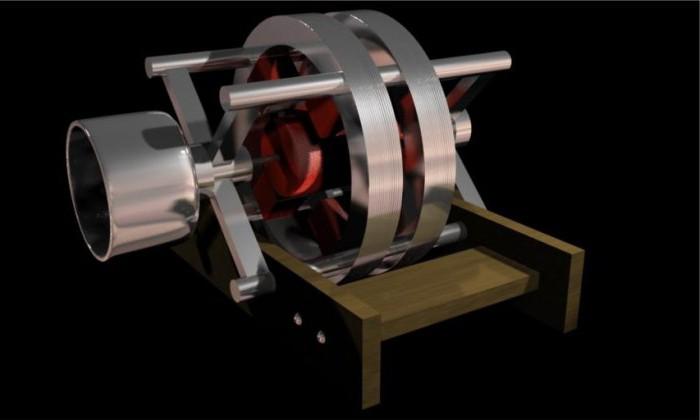 устройство электродвигателя переменного тока