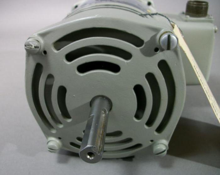 коллекторные электродвигатели переменного тока