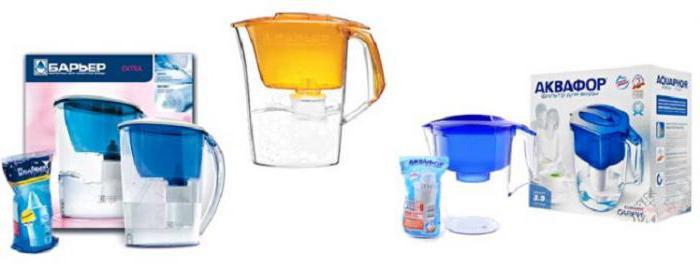 filter water jug barrier