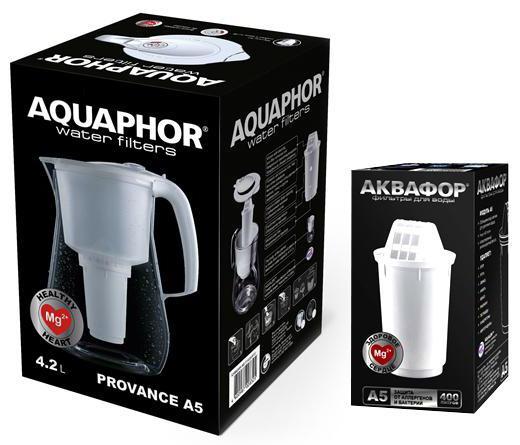 replaceable cartridge aquaphor