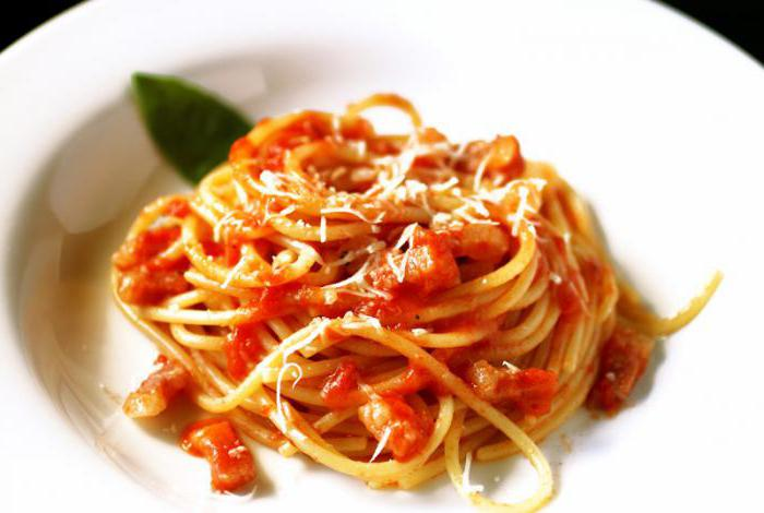 types of pasta in Italy