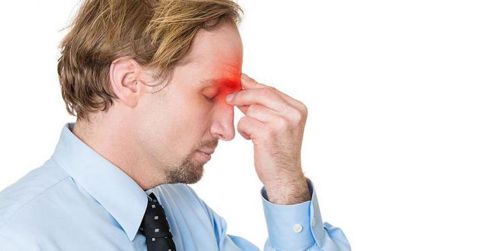 sinusitis complications