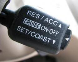 cruise control in the car what is it