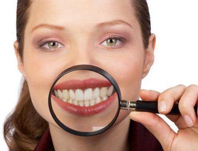 как очистить зубы от налета сигарет