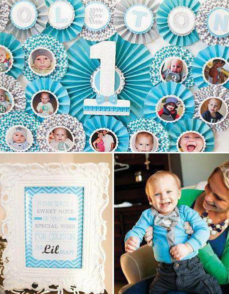 Как украсить комнату на первый день рождения ребенка?