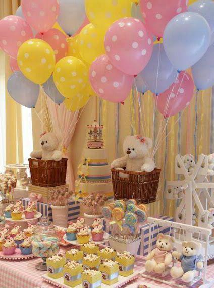 Декор для день рождения ребенка своими руками 12