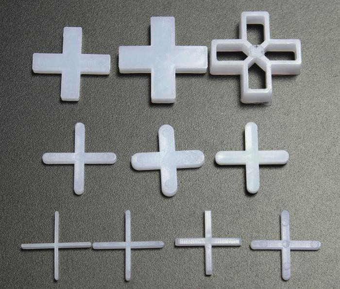 Как выбрать крестики для плитки: советы мастера