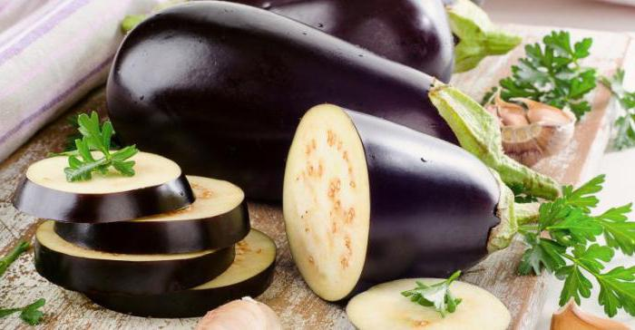 salted eggplant for the winter recipe